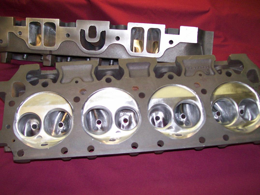 Big Block Chrysler 906 Cast Heads